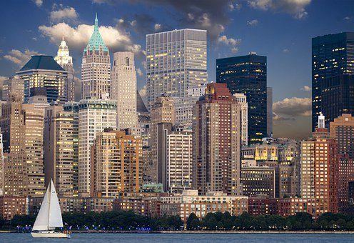 15 Gambar Pemandangan Kota yang Indah  Gambar Pemandangan