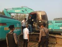 Polda Banten Laksanakan Giat Operasi PETI di Sepuluh Titik