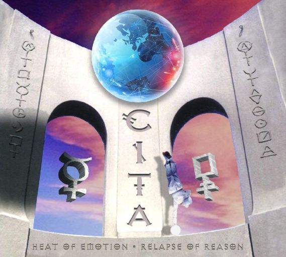 CITA - Heat Of Emotion + Relapse Of Reason [Remastered 2CD Digipak +8] (2018) full