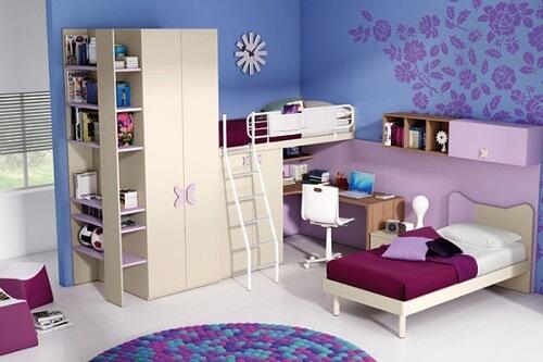 افكار لكيفية تزيين غرف نوم الاطفال بلمسات ابداعية