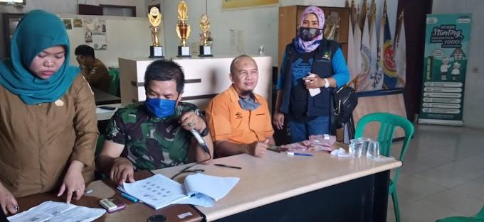 BLT Tahap 3 Desa Sangiang Tanjung Kalanganyar Kab: Lebak Mulai di Salurkan