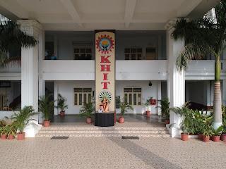 Kallam Haranadhareddy Institute of Technology Guntur