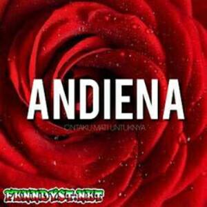 Andiena - Cintaku Mati Untuknya (EP) 2015 Album cover