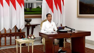 Jokowi Minta Pencairan Bansos Dipercepat Pekan Ini