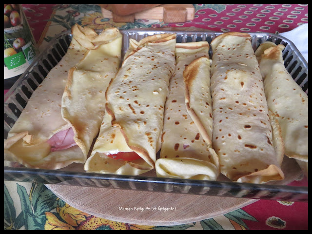 repas crepes
