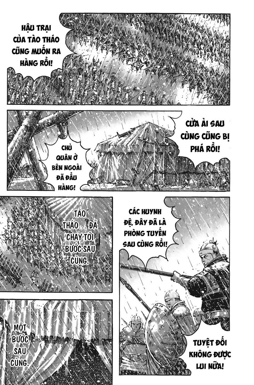 Hỏa phụng liêu nguyên Chương 441: Kiêu hùng trung thần [Remake] trang 11