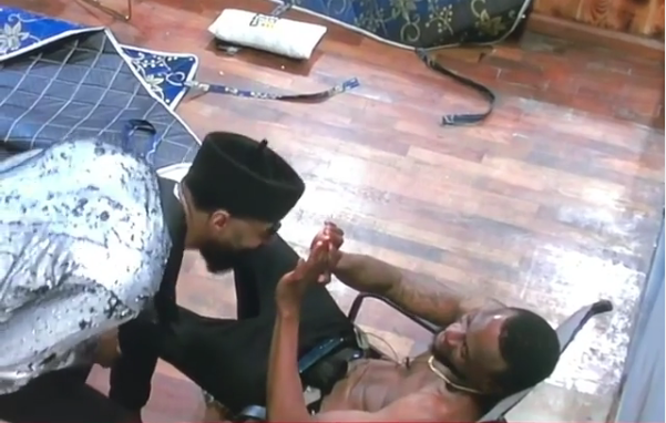 #BBNaija: Housemate Get Drunk At BBN Last Saturday Night Party