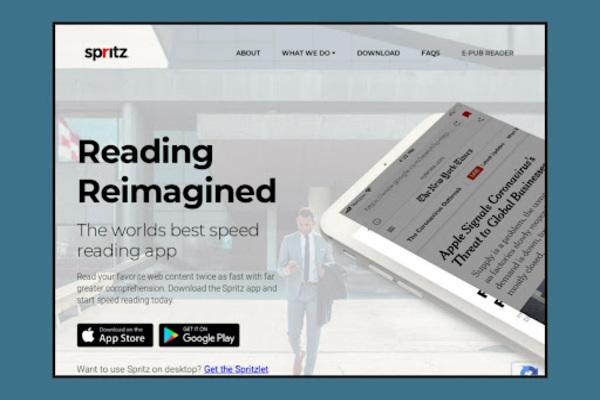 خدمة غير معروفة لتحسين معدل القراءة بطريقة لن تخطر في بالك