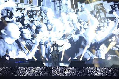 Konsert Siti Nurhaliza On Tour Di Jakarta Mendapat Reaksi Memukau