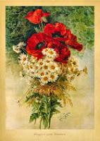 by A FRENCH PAINTER / of FLOWERS / PAUL DE LONGPRE
