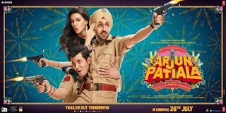 Arjun Patiala First Look Poster 5