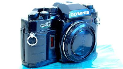 Olympus OM40 Program Body #004