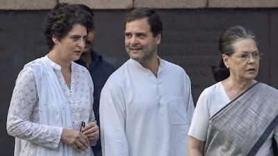 sonia-manmohan-rahul-priyanka-voted