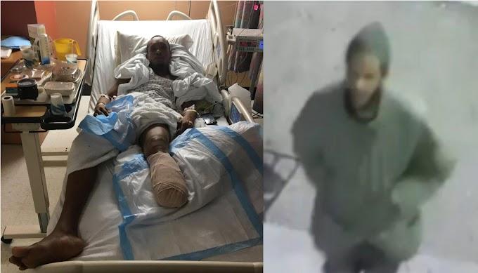 Dominicano acusado de empujar compatriota a vías del tren donde perdió parte de una pierna
