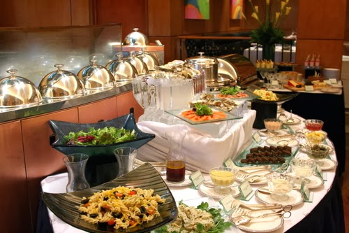 New Year's Buffet at S18 - Radisson Blu MBD, Sector 18, Noida