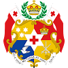 Logo Gambar Lambang Simbol Negara Tonga PNG JPG ukuran 100 px