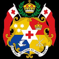 Logo Gambar Lambang Simbol Negara Tonga PNG JPG ukuran 200 px