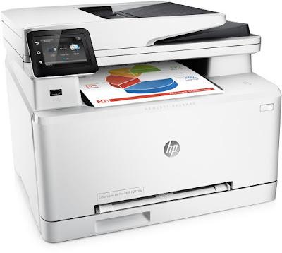 HP Color LaserJet Pro M277dw treiber