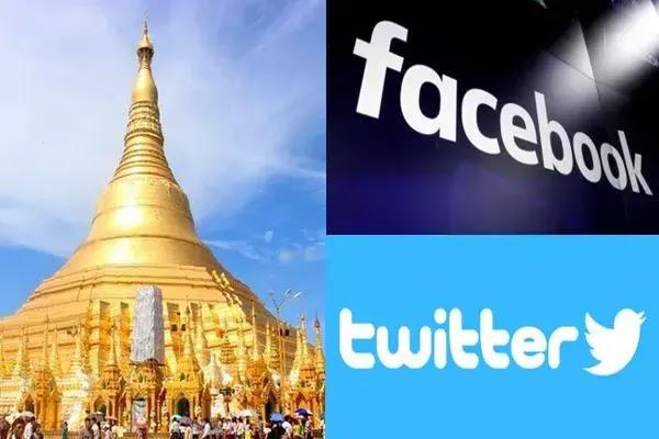 Negeri Seribu Pagoda Gugat Twitter dan Facebook
