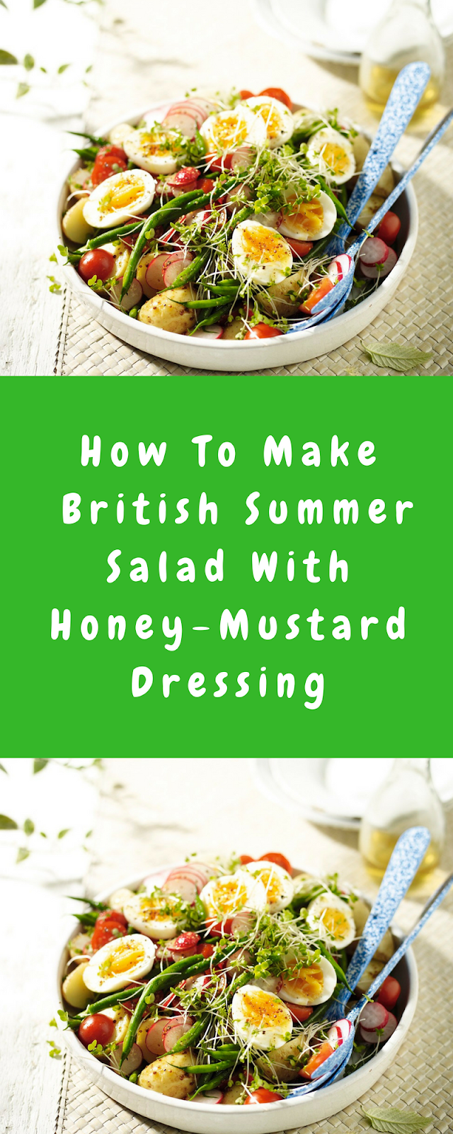 British Summer Salad