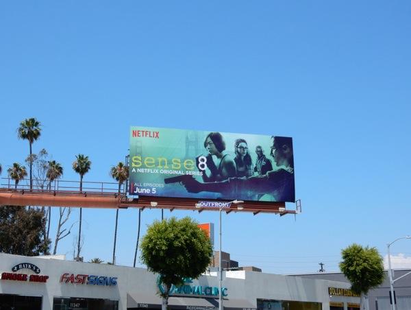 Sense 8 billboard