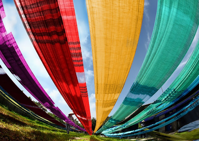Van Phuc Village Festival opens with silk making ritual