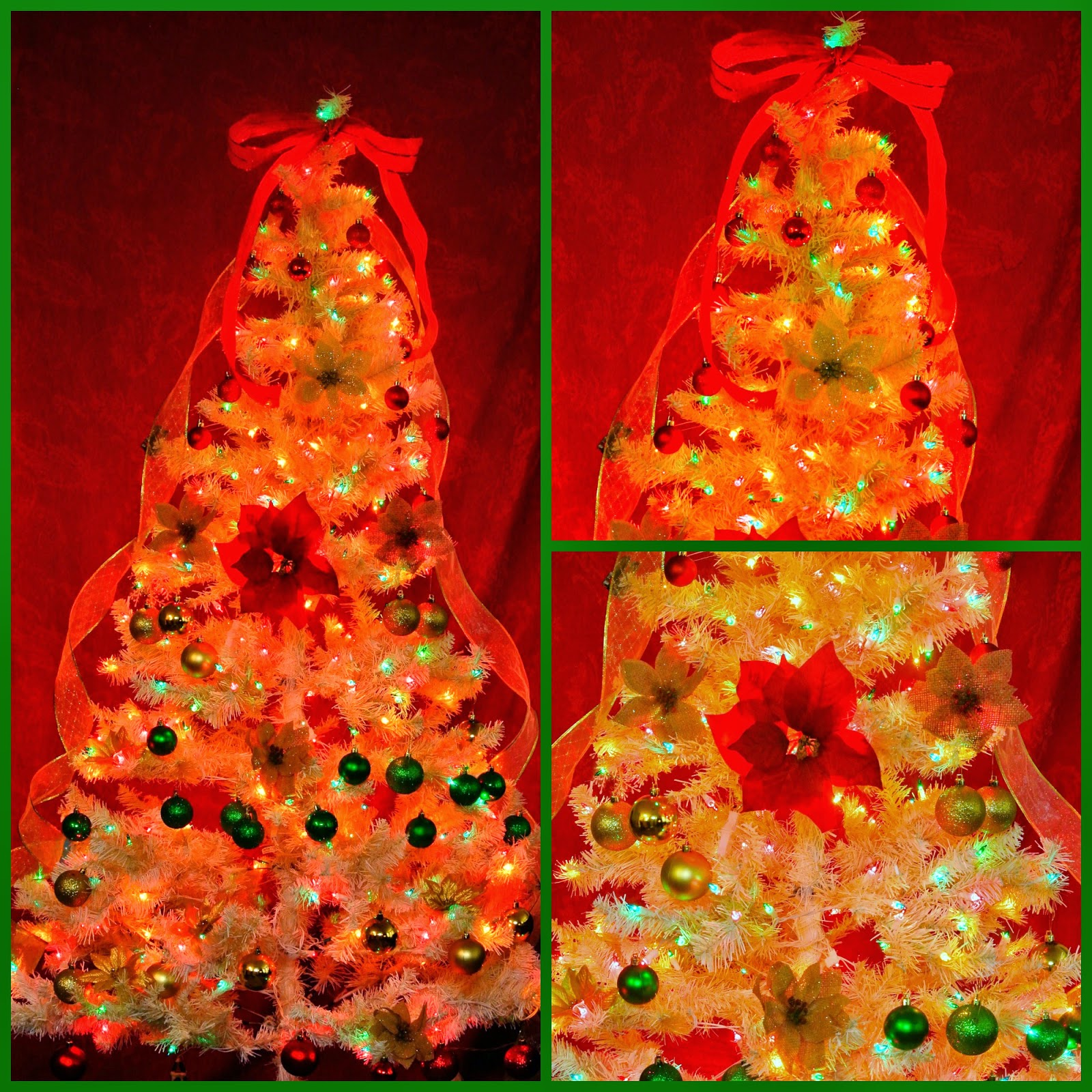 christmas tree, ornaments, holidays