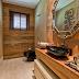 10 Lavabos com bancadas de madeira - veja dicas e modelos lindos!