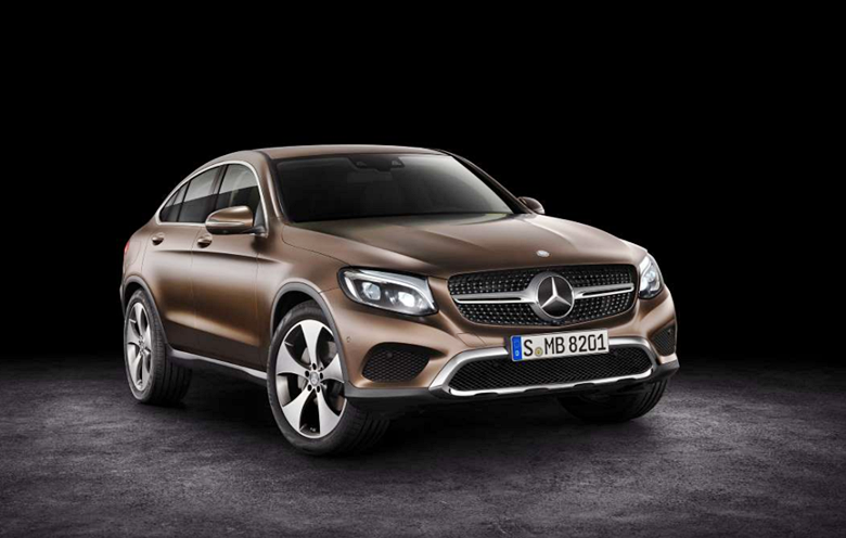 2017 Mercedes-Benz GLC300 Coupe 4Matic Features, Specs and Price