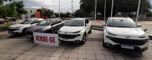 Ubiratã trocará carros de luxo por populares...