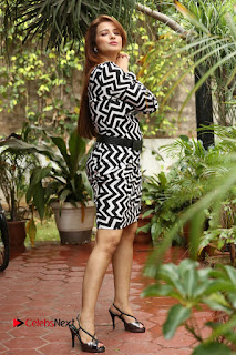 Actress Saloni Latest Pos in Short Dress  0325.JPG