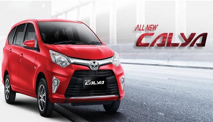 Wow, Toyota Calya Kini Jadi Mobil LCGC Terlaris di Indonesia