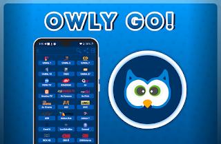 OWLY GO! NUEVA APP PARA VER TV PREMIUM GRATIS 2020