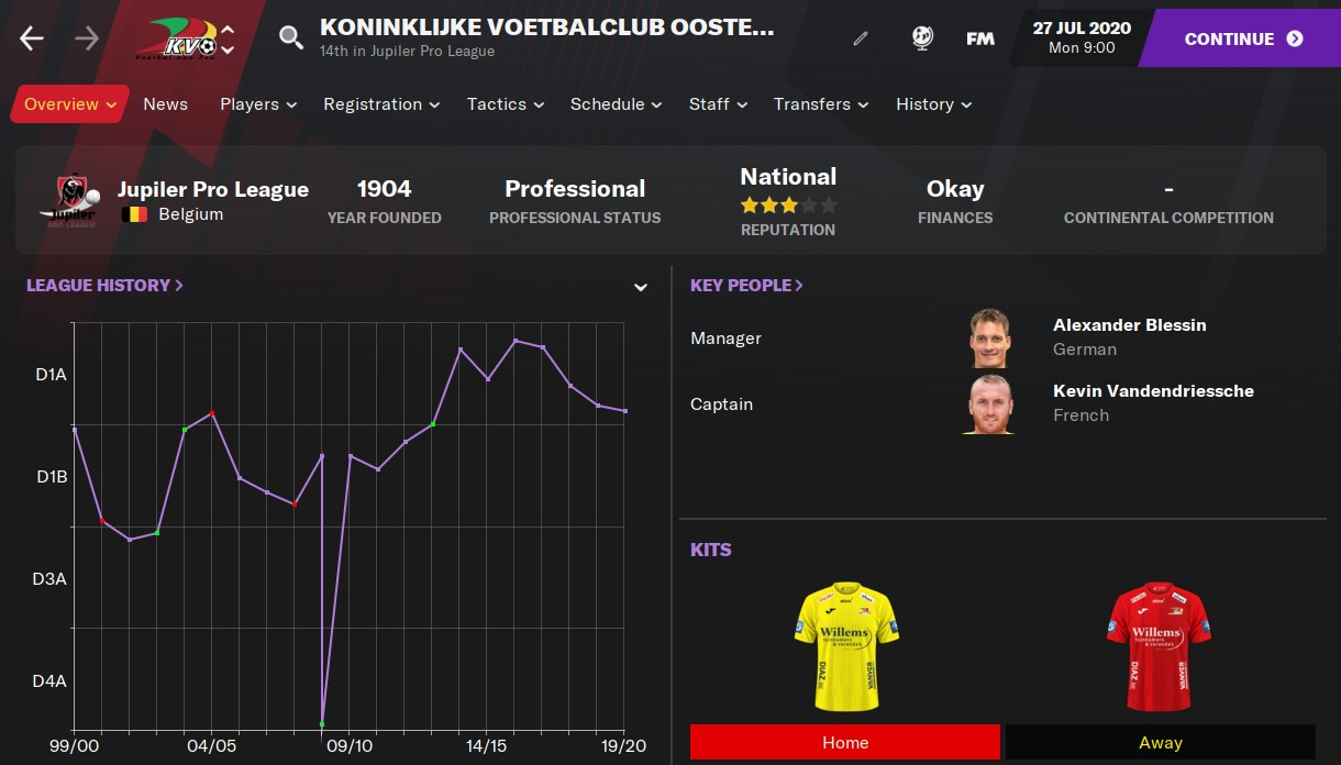Oostende FM21