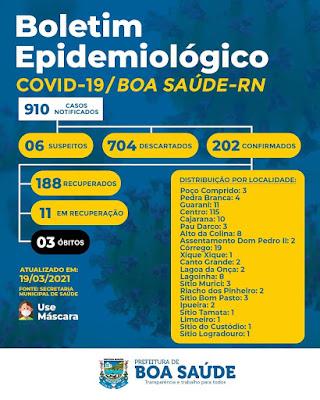 Boletins Epidemiológicos 47, 48 e 49