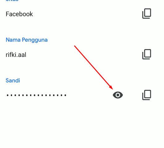 Cara Melihat Kata Sandi Facebook Yang Sudah Lupa - Panduanit