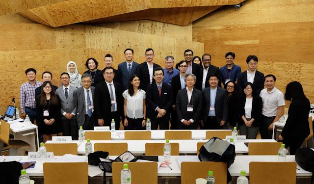Đối thoại của Đối tác Dữ liệu Mở châu Á tại Đại học Tokyo, Nhật Bản