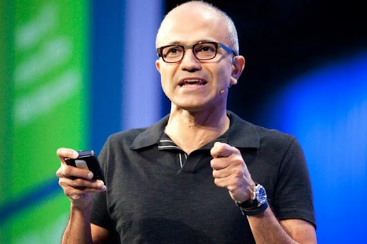 Microsoft Officially Announces Satya Nadela as CEO ~ TechNWrite