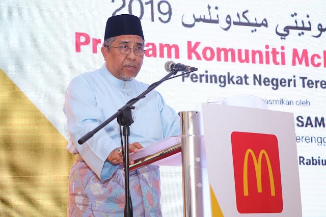 Program Komuniti McDonalds Malaysia