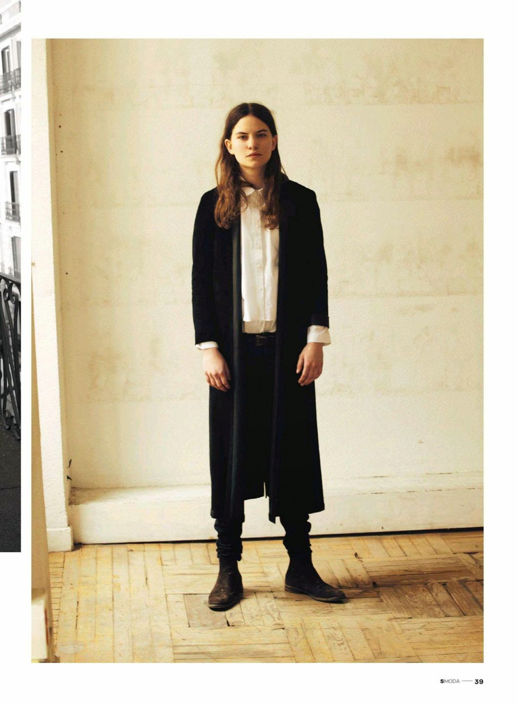 The Charmer Pages : Eliot Sumner For S Moda
