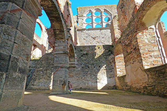 Abbaye de Villers Abbey Places to visit in Wallonia