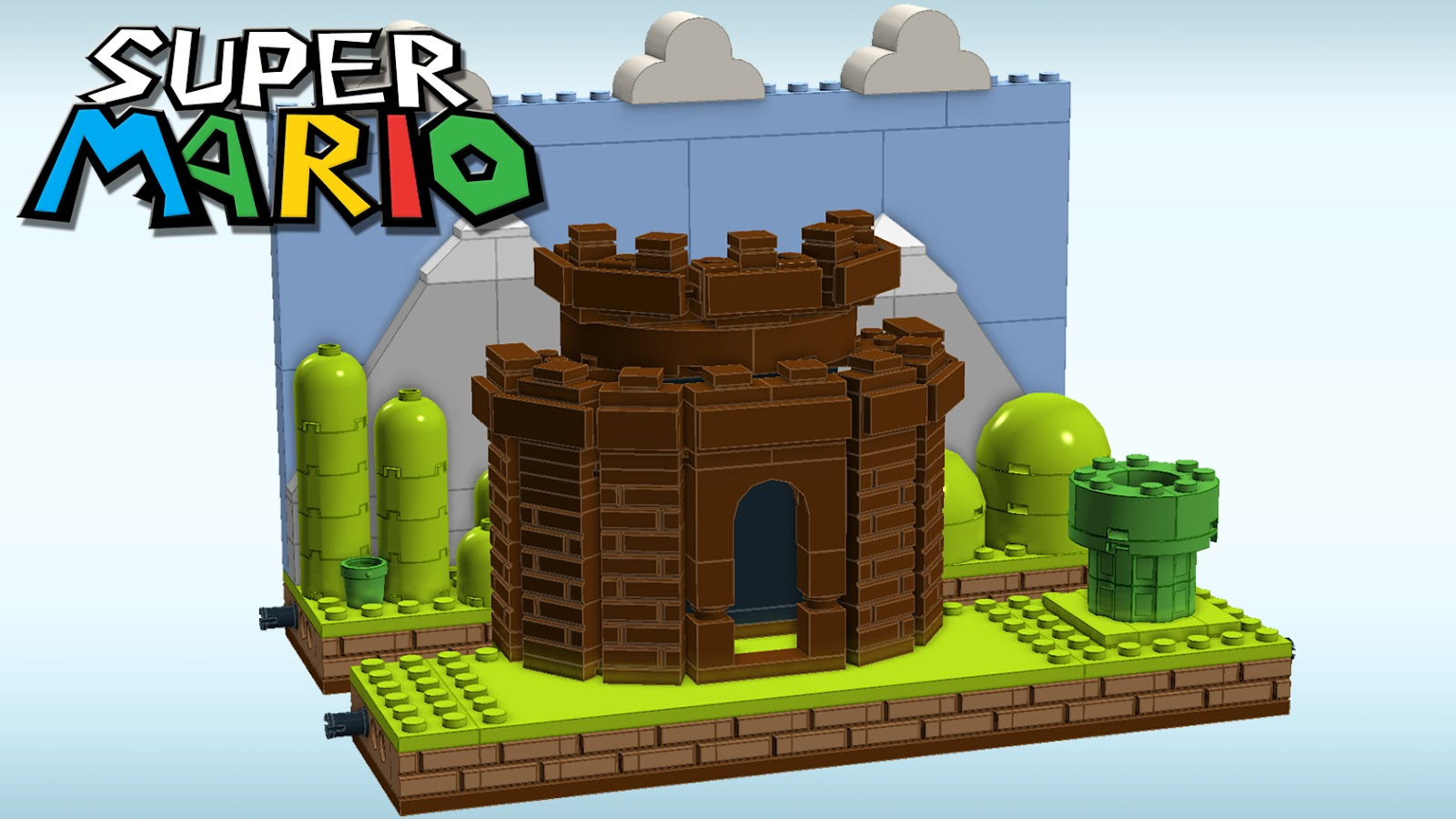 Idea Infinity Plan Continuum The Super Mario Lego Project