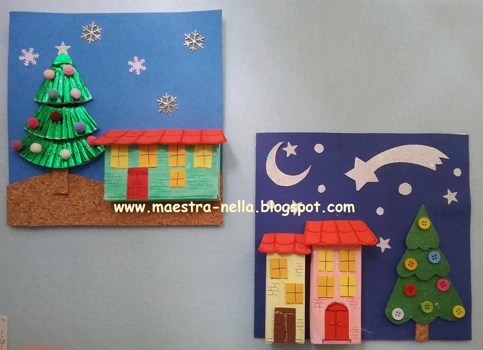 Biglietti di pasqua per bambini da colorare maestra mary for Addobbi natalizi maestra mary