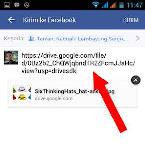 link share google drive