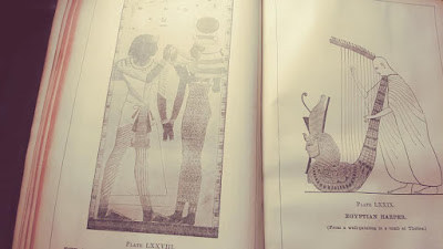 1800 Bible With Egyptian, Sumerian And Anunnakis Images? 13