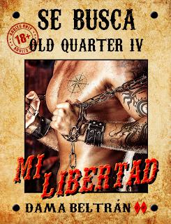 Mi Ángel (Saga Old Quarter 4) - Autora Dama Beltrán