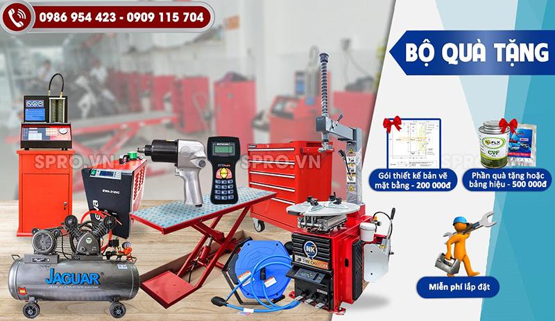 Bộ đồ nghề sửa xe máy gói cao cấp theo tiêu chuẩn head