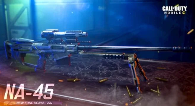 How to Get (Unlock) NA-45 Sniper Rifle in COD Mobile