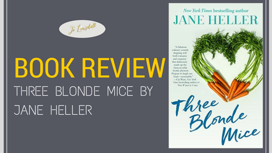 Book Review: Three Blonde Mice by Jane Heller