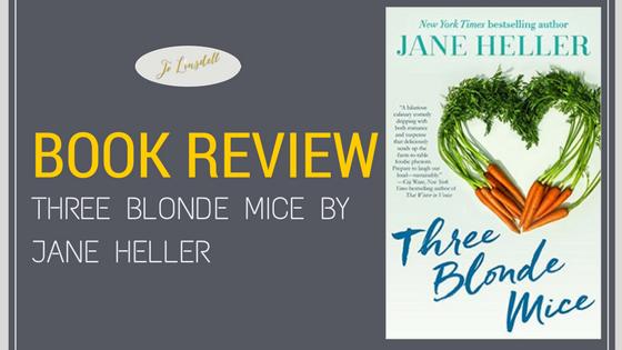 书评:三只金发老鼠,简·海勒著
